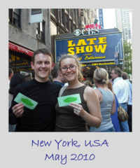 Our trip to New York