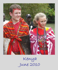 Read about our Kenya trip