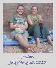 Our Jordan Trip