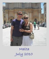 Our trip to Malta