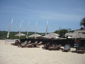 The Beach at Nusa Dua