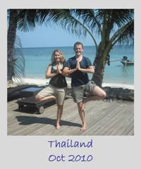 Read about our adventures in Thailand